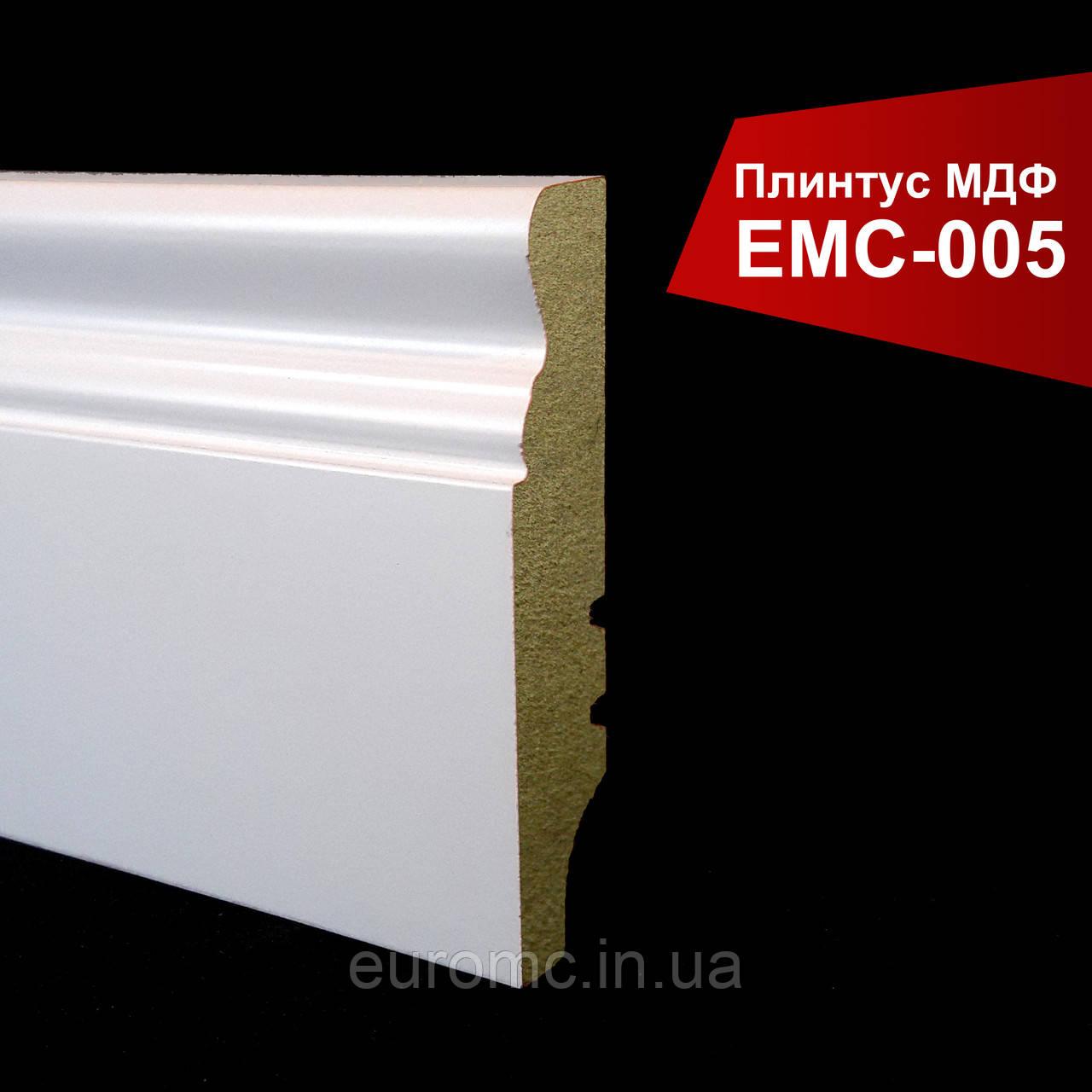 Плинтус МДФ 16х110х2700 мм