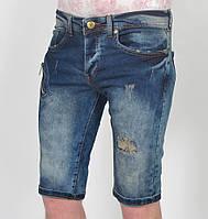 Мужские джинсовые вареные шорты Enjoy - Турция - модель 144-42