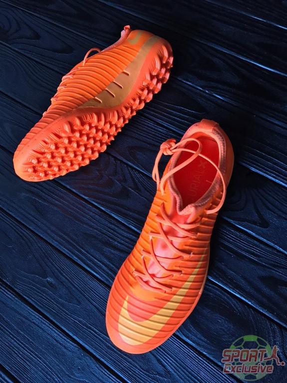 Сороконожки Nike MercurialX Finale II TF
