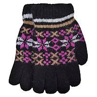 Перчатки женские ангоровые двойные ЗимаC32