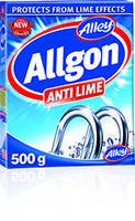 Смягчитель воды ALLGON  Средство от накипи (калгон) 500 грамм