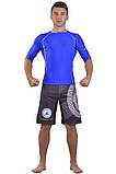 Рашгард для MMA Berserk короткий рукав, фото 8