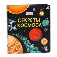 Книга со створками Секреты космоса Робинс 978-5-4366-0212-7