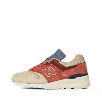 wholesale dealer 62684 9267c Оригинальные мужские кроссовки New Balance x Stance 997