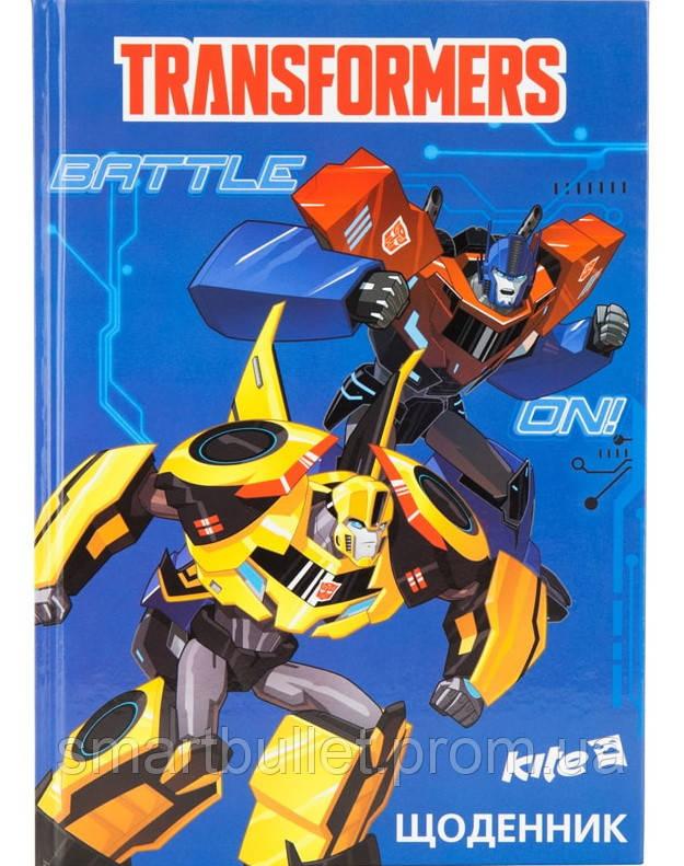 Школьный дневник Transformers TF17-262-1