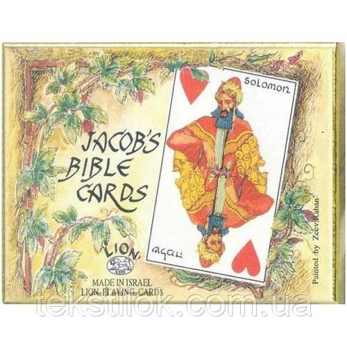Карти гральні Piatnik Old Bible cards 2 колоди по 55 шт