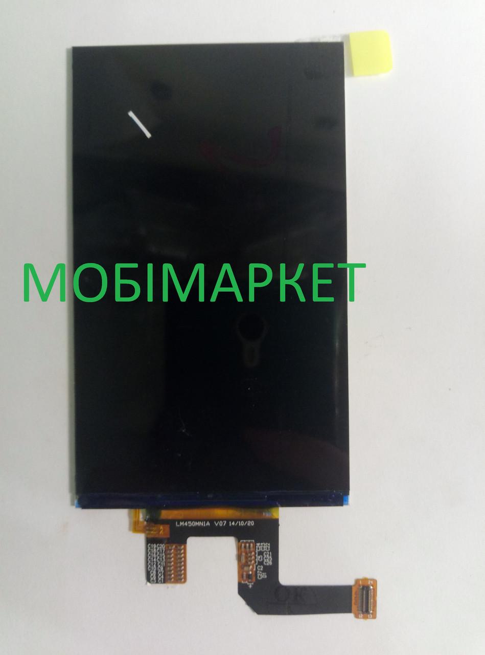 Дисплей для LG D320 Optimus L70, D321 Optimus L70, D325 Optimus L70 Dual SIM,  MS323 Optimus L70