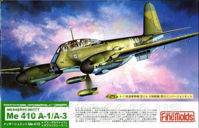 Messerschmitt Me 410 A-1/A-3 1/72 FINE MOLDS FL3