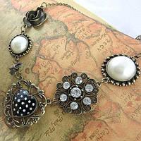 Ожерелье красивое нарядное