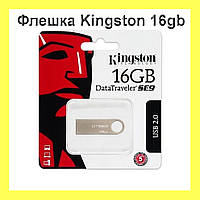 Флешка Kingston 16gb