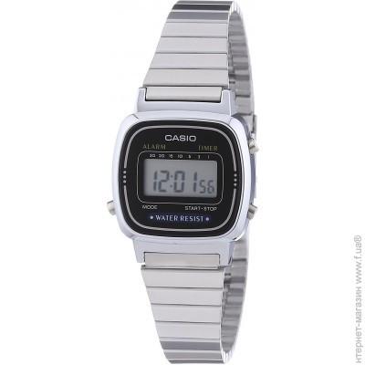 Часы Casio Collection Retro (LA670WEA-1EF)  - F.ua, тот самый магазин в Киеве