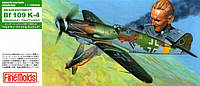 Bf 109 K-4 1/72 FINE MOLDS FL15
