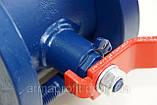 Кран шаровый стальной фланцевый КШУну-150/125 ЭТОН (11с42п) Ду150 Ру16, фото 6