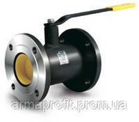 Кран шаровый стальной стандартнопроходной фланцевый LD Ду20/15 Ру40