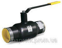 Кран шаровый стальной стандартнопроходной приварной LD Ду100/75 Ру25