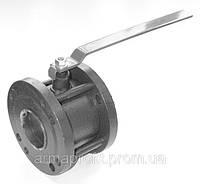 Кран шаровый стальной фланцевый КШУну-50 ЭТОН (11с42п) Ду50 Ру16, фото 1