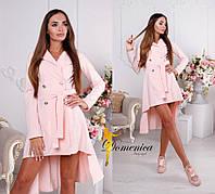 Платье -пиджак