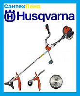 Кусторез бытовой Husqvarna 557R (2 ножa ,1 катушка)
