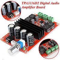 Аудио усилитель D-класса TPA3116D2, 2 x 50W Стерео мощности, фото 1