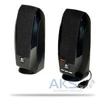 Колонки акустические Logitech S150 Black