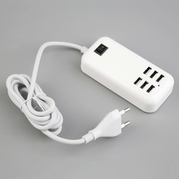 Адаптер 6 USB 25W