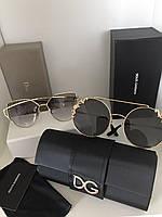 Крутые солнцезащитные очки Dolce& Gabbana  LUX