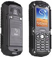 Мобильный телефон Sigma mobile X-treme IT67 Black на 2 сим-карты