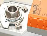 Задвижка поворотная Баттерфляй диск чугун VITECH с эл.приводом GM BELIMO Ду100 Ру16, фото 6