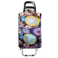 Хозяйственная сумка на колесах Лето