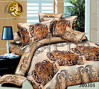 Леопард Постельное белье ранфорс