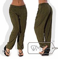Модные женские штаны ,норма 42+,Фабрика Моды