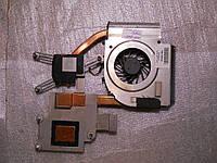 Система охлаждения кулер ноутбука HP dv5 1000 1100