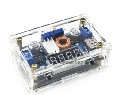Лабораторный блок питания,Универсальное зарядное 5A XL4015E / Корпус