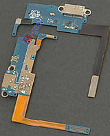 Шлейф Samsung N9000 Note 3, N900 with charge and components