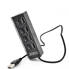 USB - разветвитель HUB 4W
