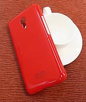 Пластиковый чехол-накладка SGP для Meizu M2 Note, красный