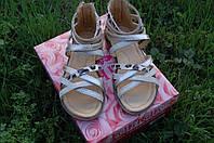 Босоножки кожаные для девочки ,Итальянские, Lelli Kelly модель  lola