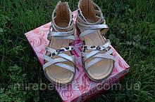 Босоножки кожаные для девочки, Итальянские, Lelli Kelly модель lola