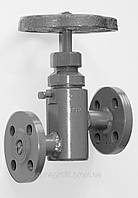 Клапан запорно-регулирующий 15с35нж фланцевый (Украина) Ду15 Ру16