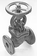 Клапан запорный стальной 15с22нж фланцевый (Украина) Ду80 Ру40
