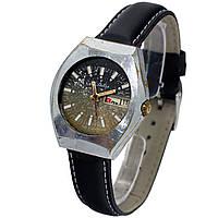 Slava 26 jewels made in USSR часы с календарем противоударный баланс -買い腕時計ソ
