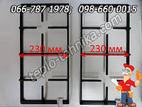 Решетка стола чугунная Грета, Дружковка, Норд 1470 для плиты шириной 50 см