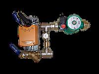 Узел водосмесительный УВС 1-4 Э