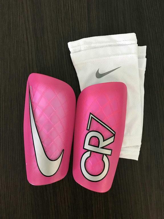 Футбольные щитки Nike Mercurial Lite - Hyper Grape