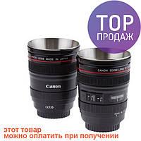 Набор рюмок объективов Canon (2 шт.) / необычный стакан