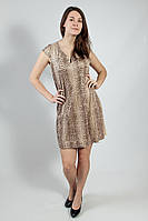 Платье женское вечернее Rinascimento принт питон