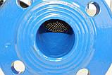 Фильтр осадочный чугунный фланцевый VITECH Ду125 Ру16, фото 7