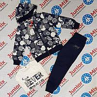 Подростковый спортивный  трикотажный костюм для девочки  тройка B&Q KIDS, фото 1