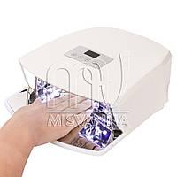 Профессиональная лампа Nail Salon LED+UV Lamp JSDA-L4824S (white)
