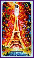 Чехол на телефон Leagoo M8/Leagoo M8 pro с рисунком парижа